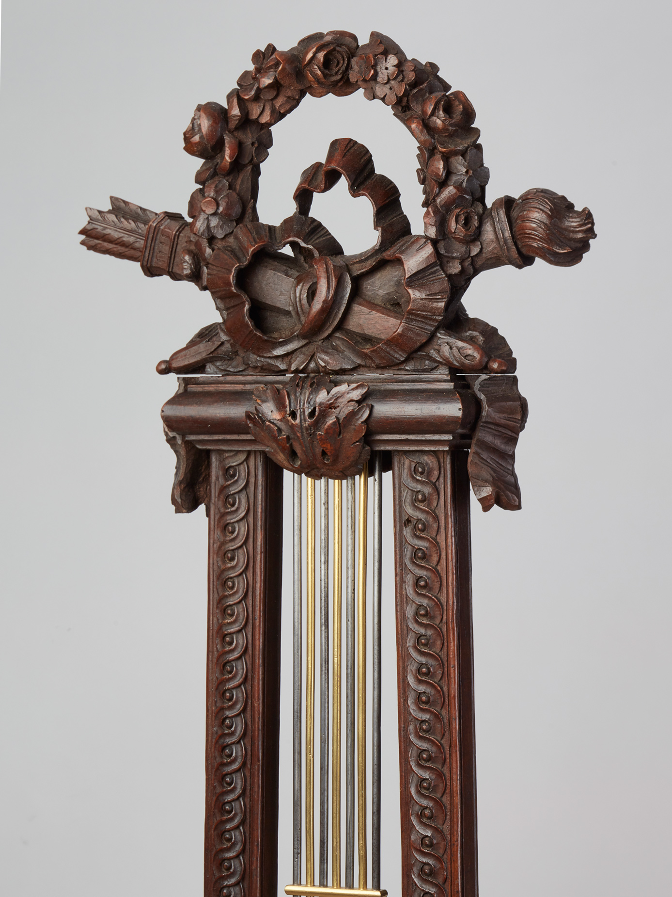 An Important And Exceptional Large Oscillating Clock By A