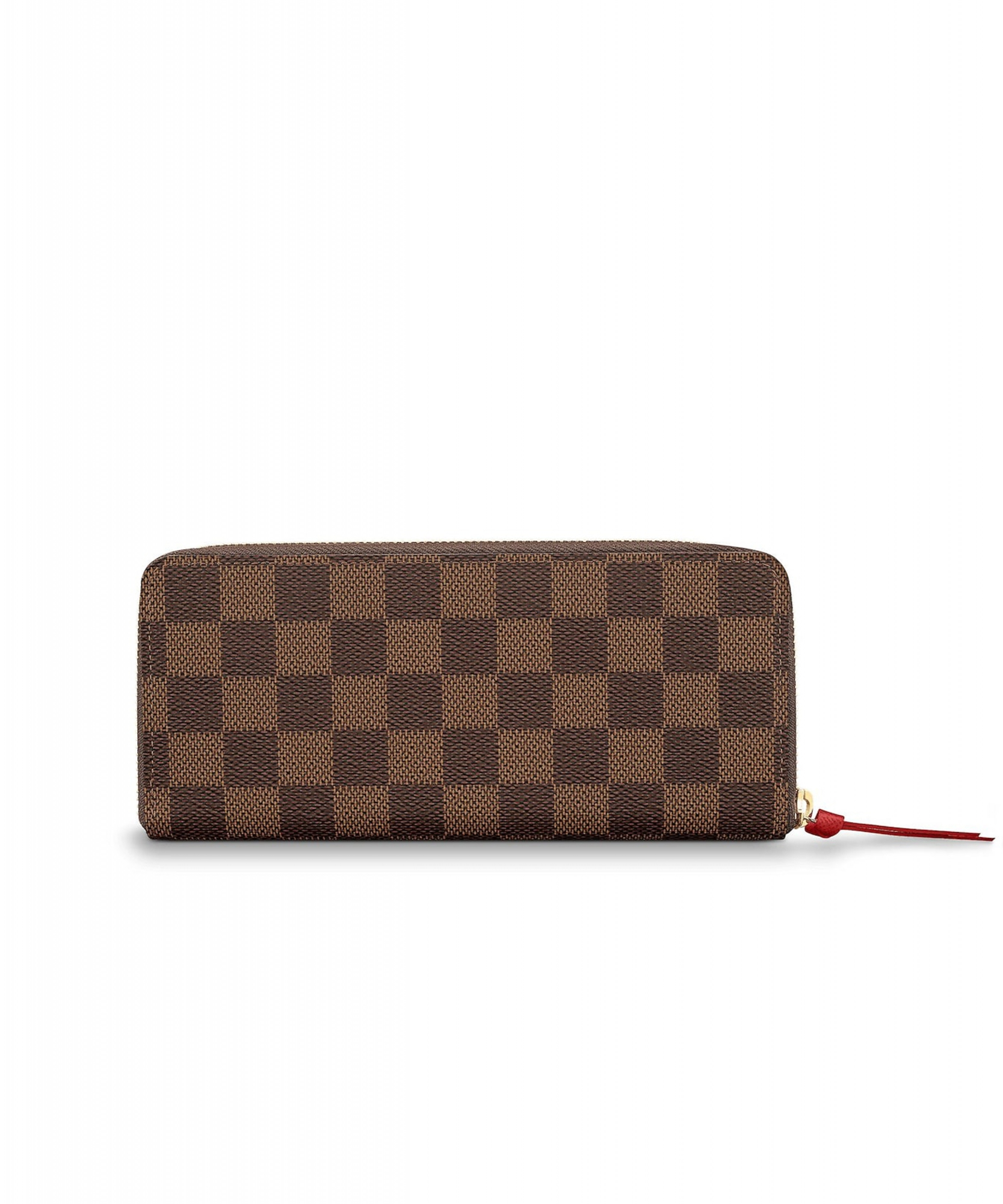 Beste Louis Vuitton Clémence Wallet Damier Ebene | La Doyenne SJ-01