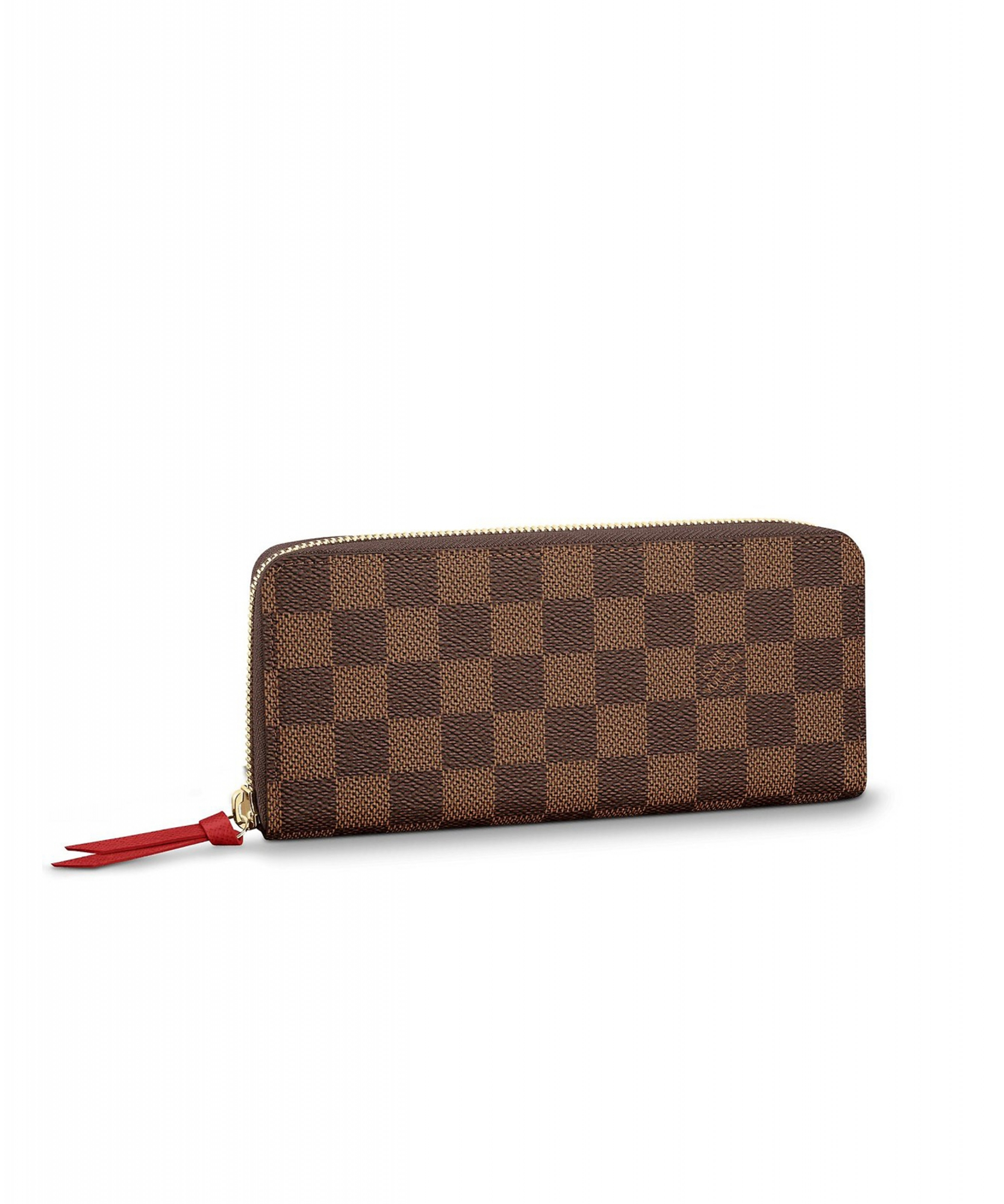Verwonderend Louis Vuitton Clémence Wallet Damier Ebene | La Doyenne PC-67