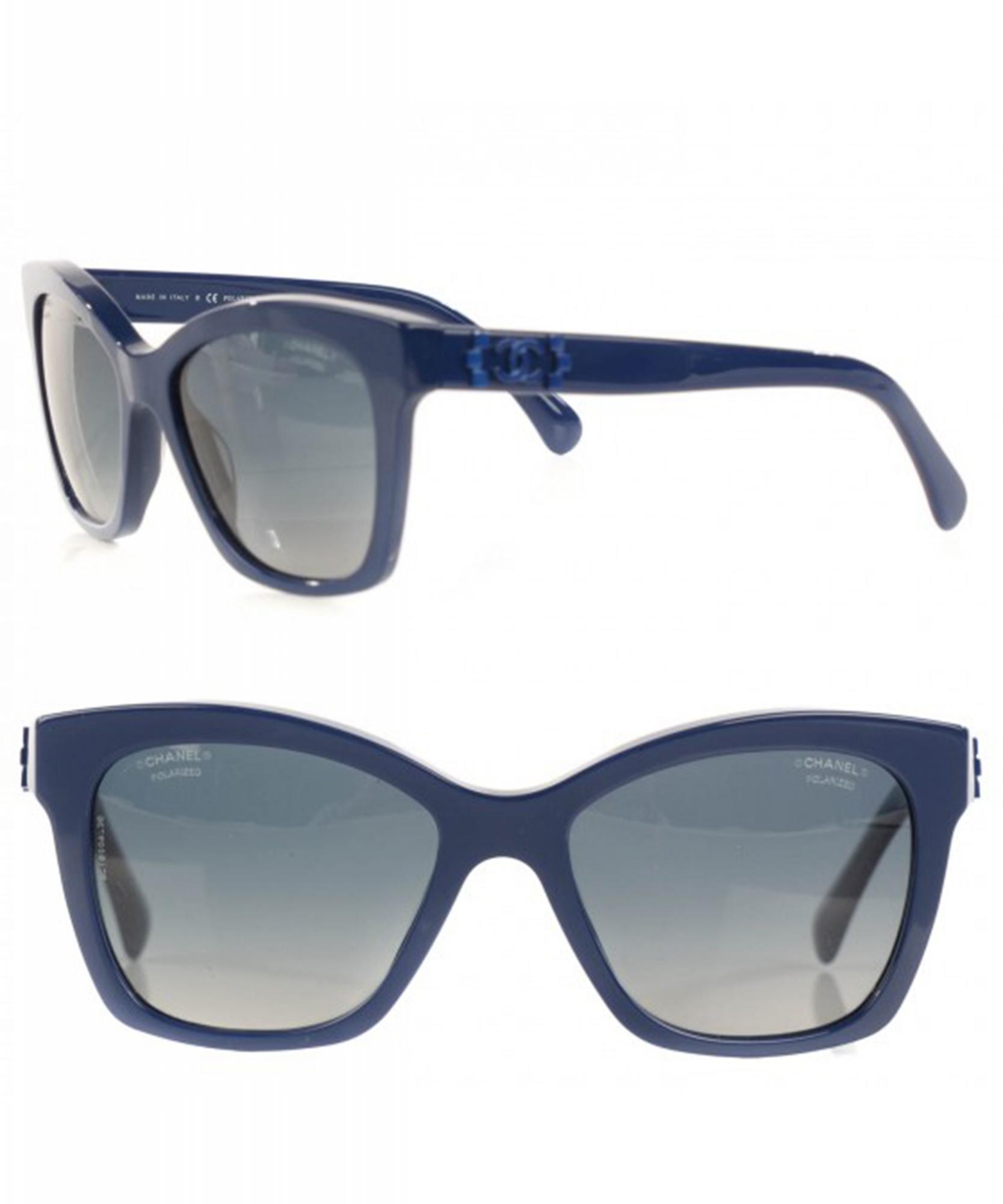 be870c13c3 Chanel Navy Blue Boy Lego 5313 Cc Sunglasses