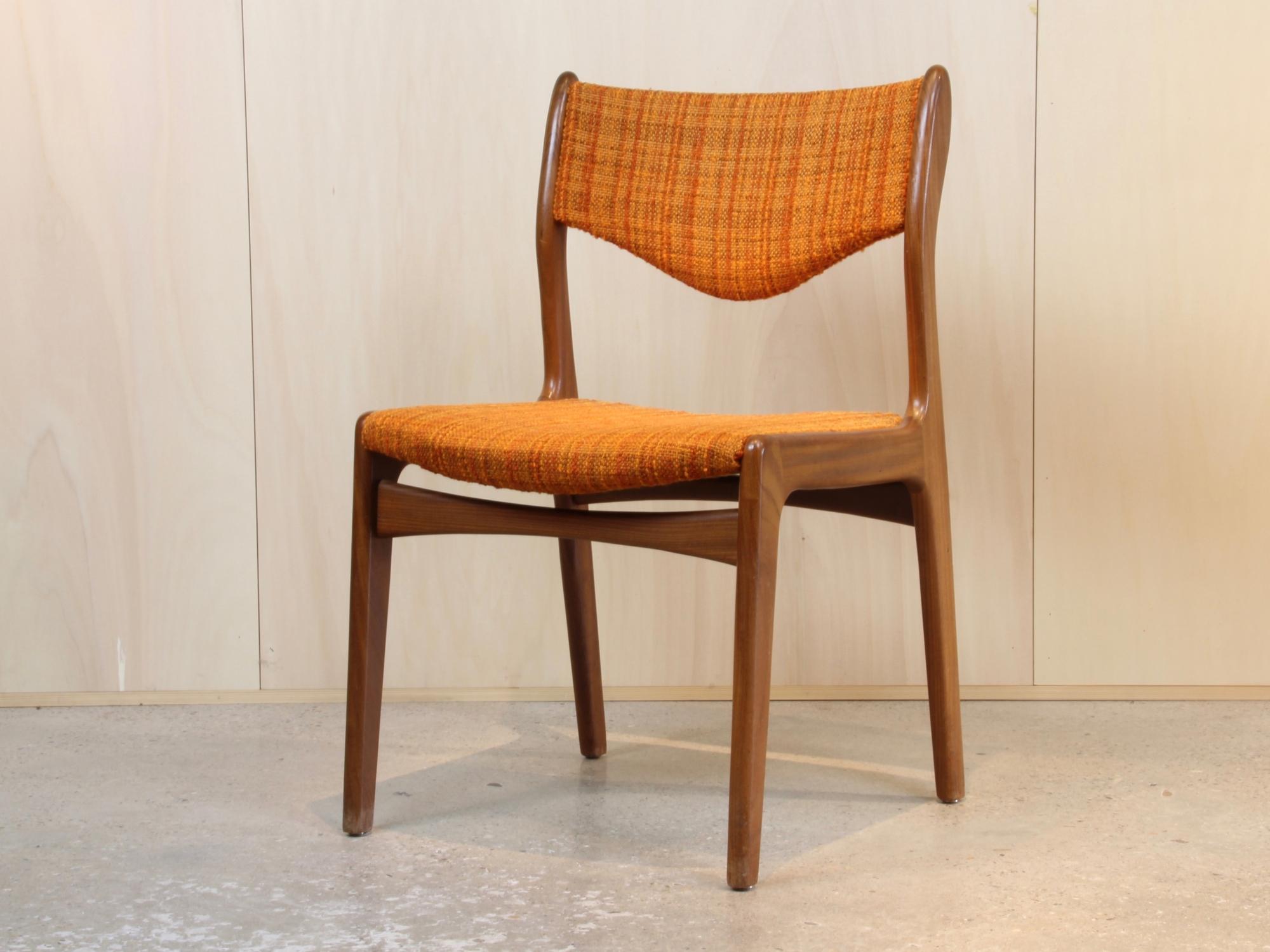 Fine Johannes Andersen For Mahjongg Vlaardingen Four Chairs With Inzonedesignstudio Interior Chair Design Inzonedesignstudiocom