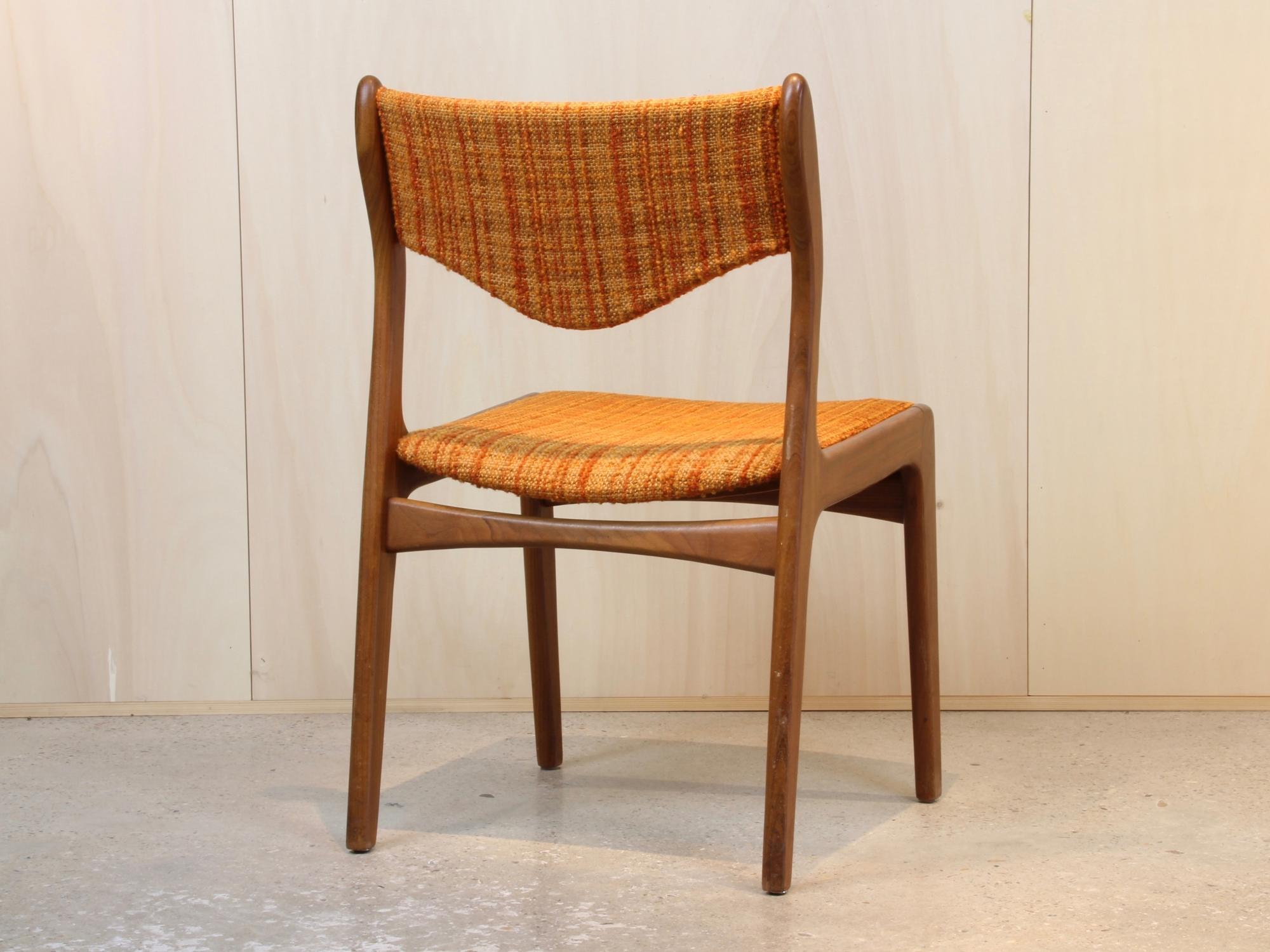 Remarkable Johannes Andersen For Mahjongg Vlaardingen Four Chairs With Inzonedesignstudio Interior Chair Design Inzonedesignstudiocom
