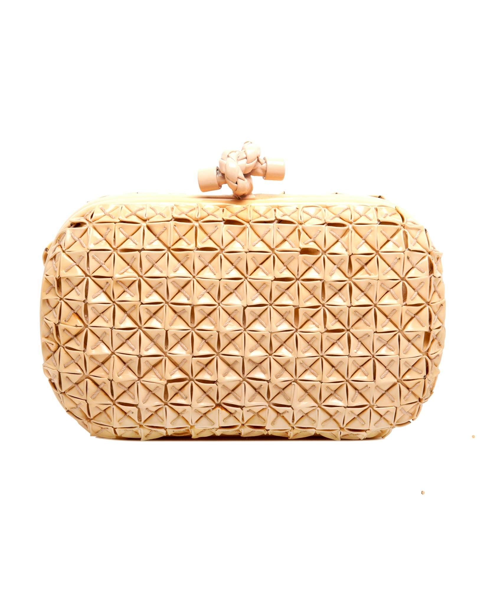 3606d95ea2470 Bottega Veneta Origami Knot Clutch - Limited Edition   La Doyenne