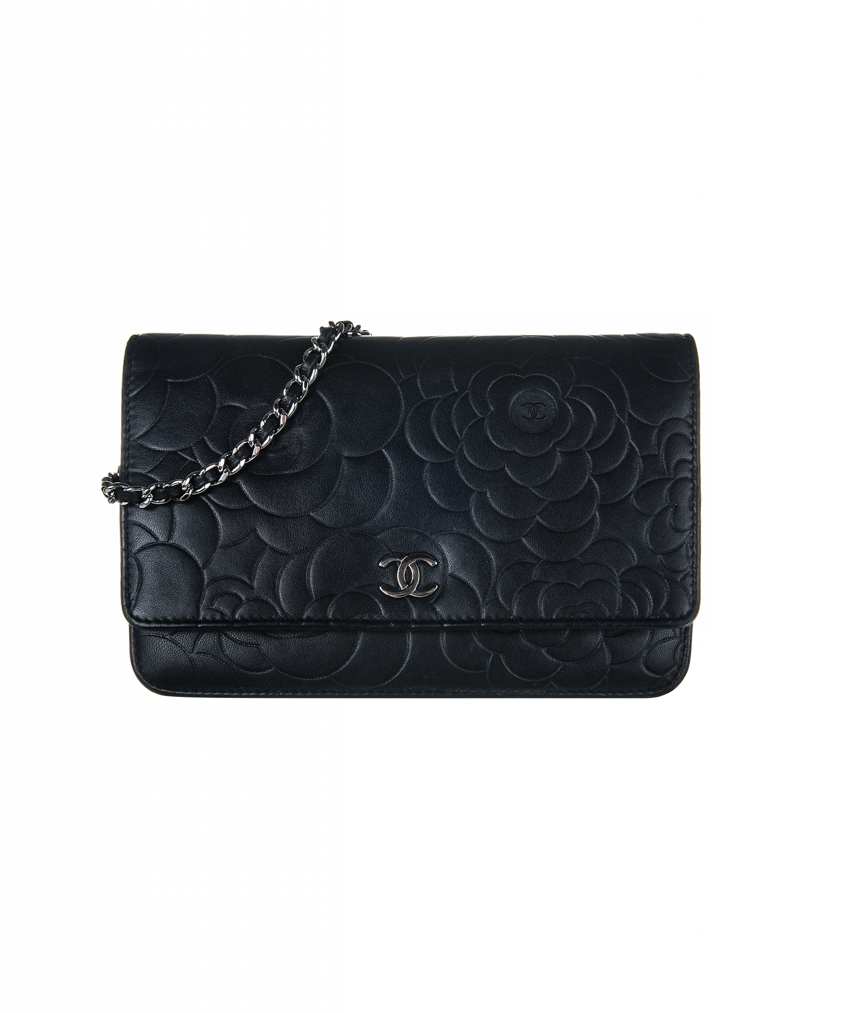185bd21a9e89 ... Chanel Camellia Wallet On Chain WOC Bag. Touch to zoom