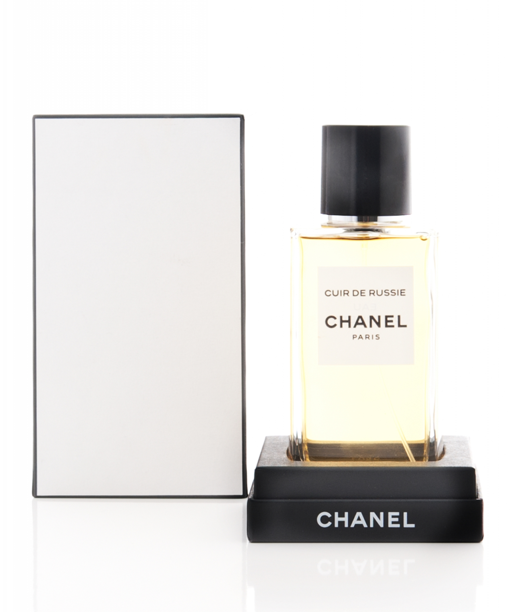 chanel cuir de russie eau de toilette la doyenne. Black Bedroom Furniture Sets. Home Design Ideas