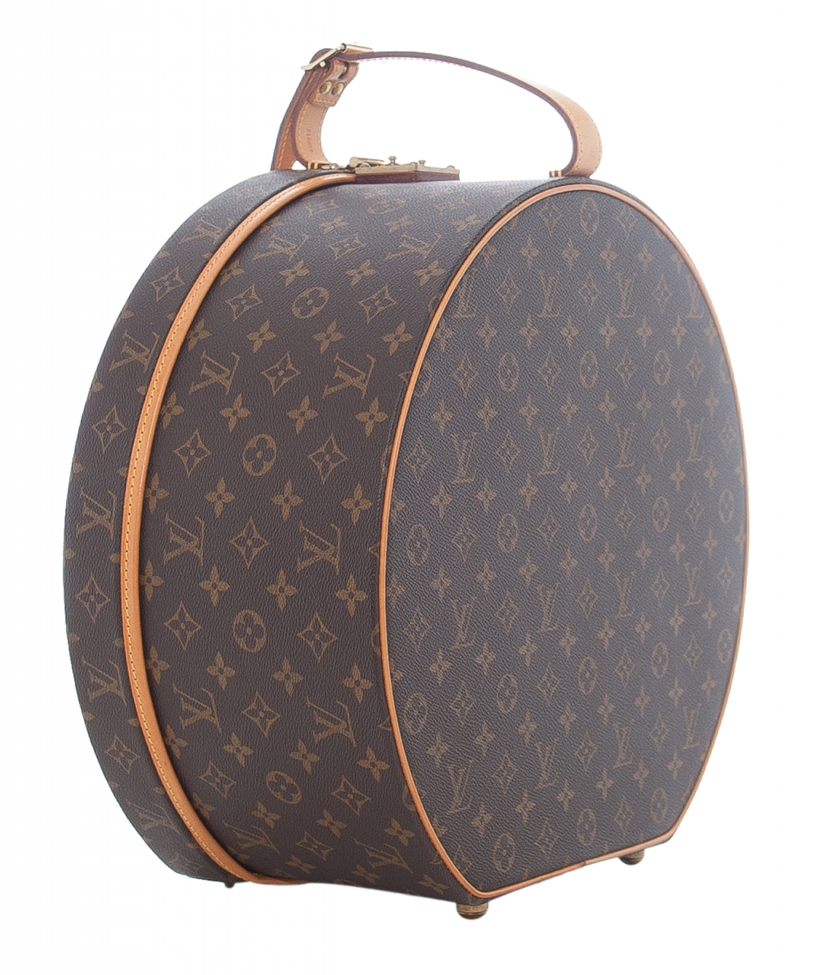 b1cb2a16f6e5 ... Louis Vuitton Hat Box in Monogram Canvas. Tap to expand