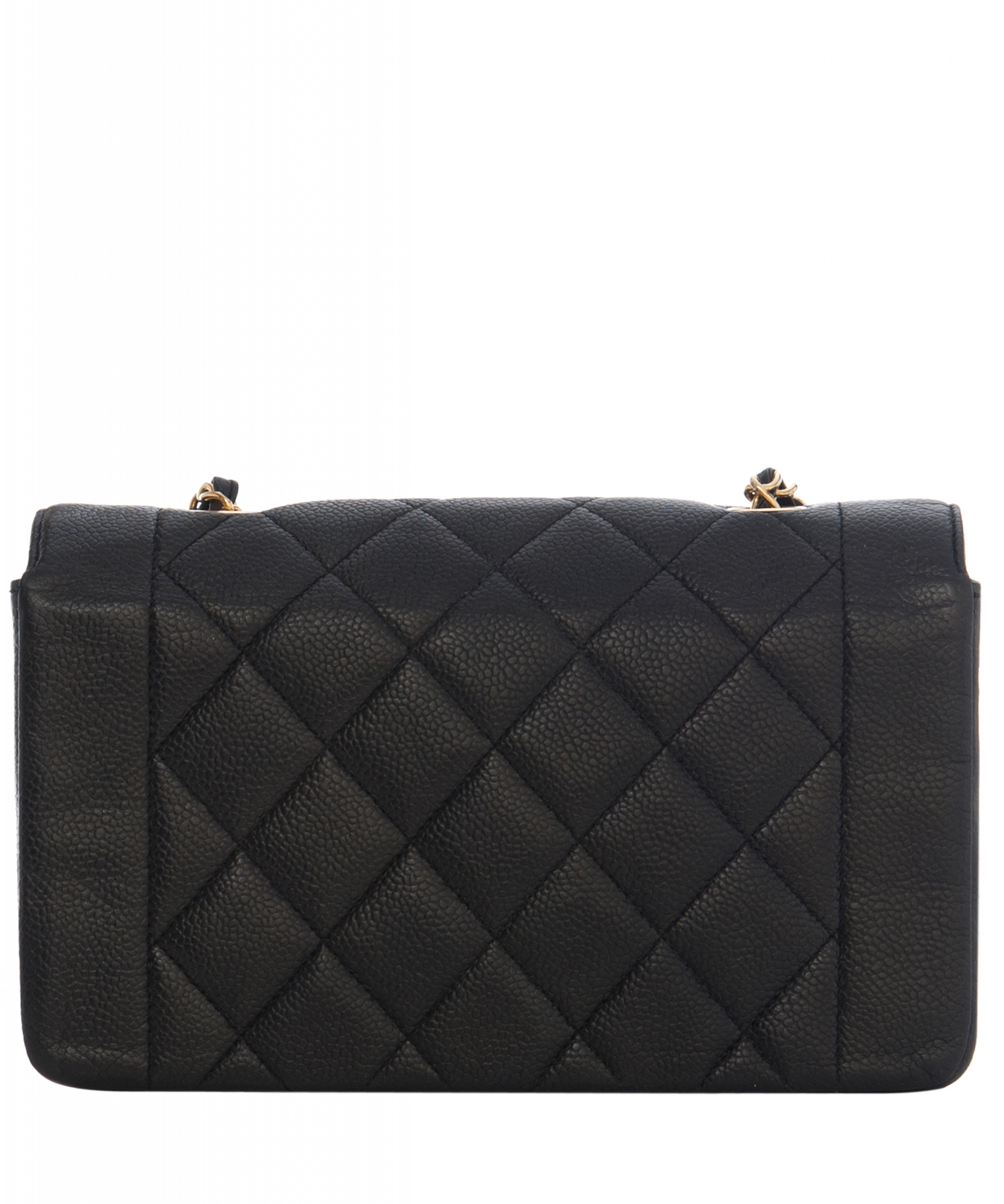 130cdf309ed629 Chanel Classic Flap Cow Leather Crossbody Bag M62584 | Stanford ...