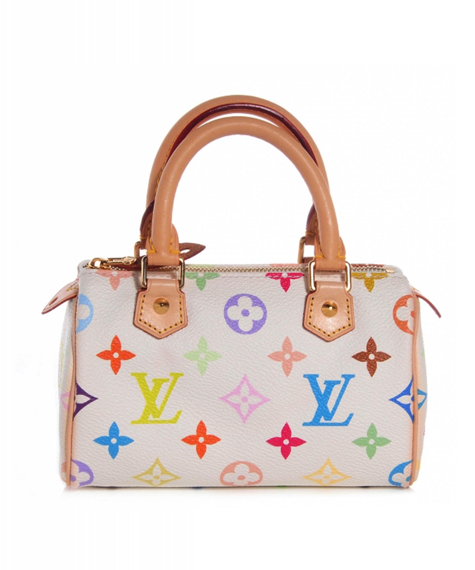 e63f1a520e272 Louis Vuitton Mini HL Multicolore Handbag | La Doyenne