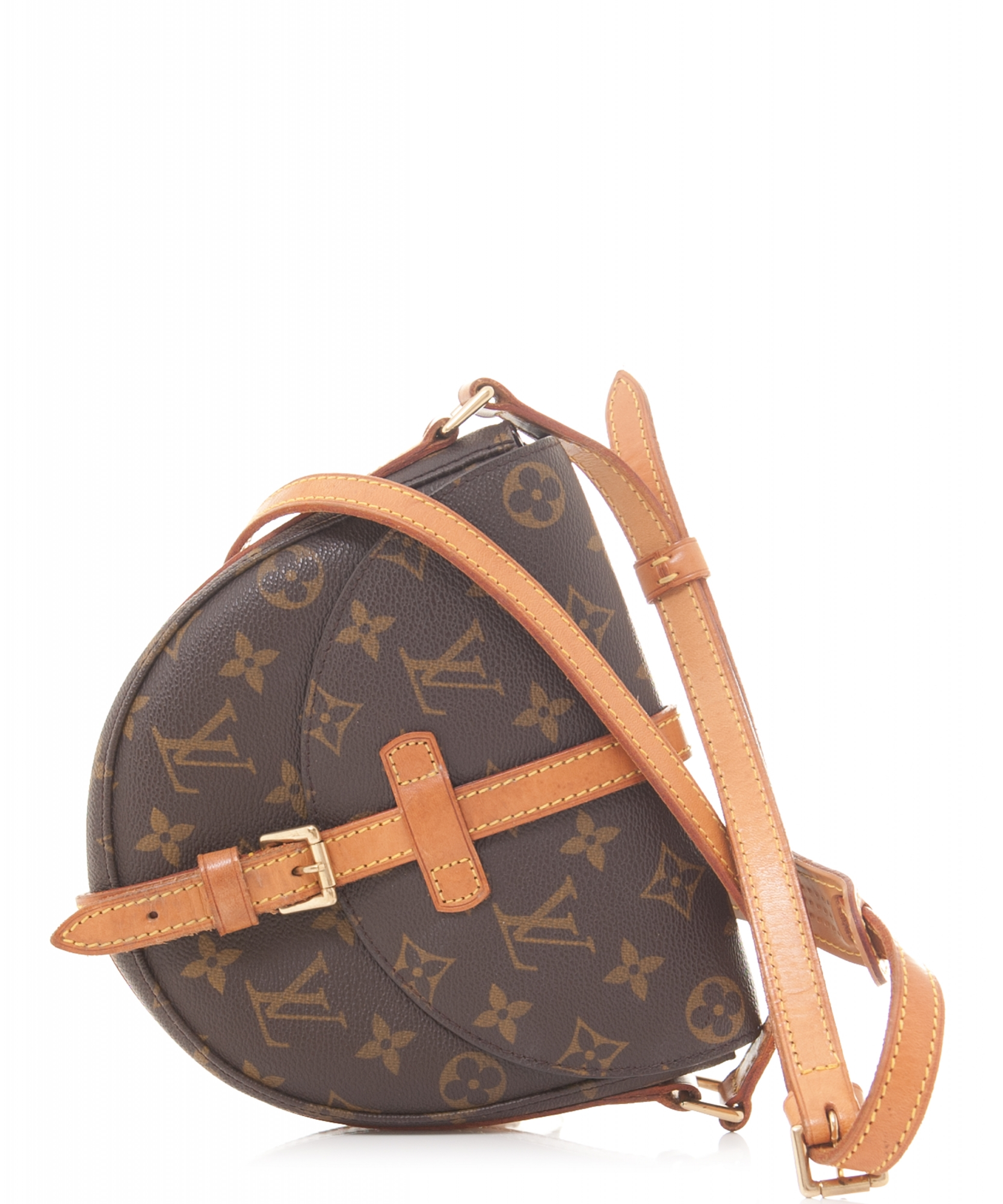 f6e9f3f6ade5 Tap to expand · Louis Vuitton  Chantilly  Shoulder Bag in Monogram ...