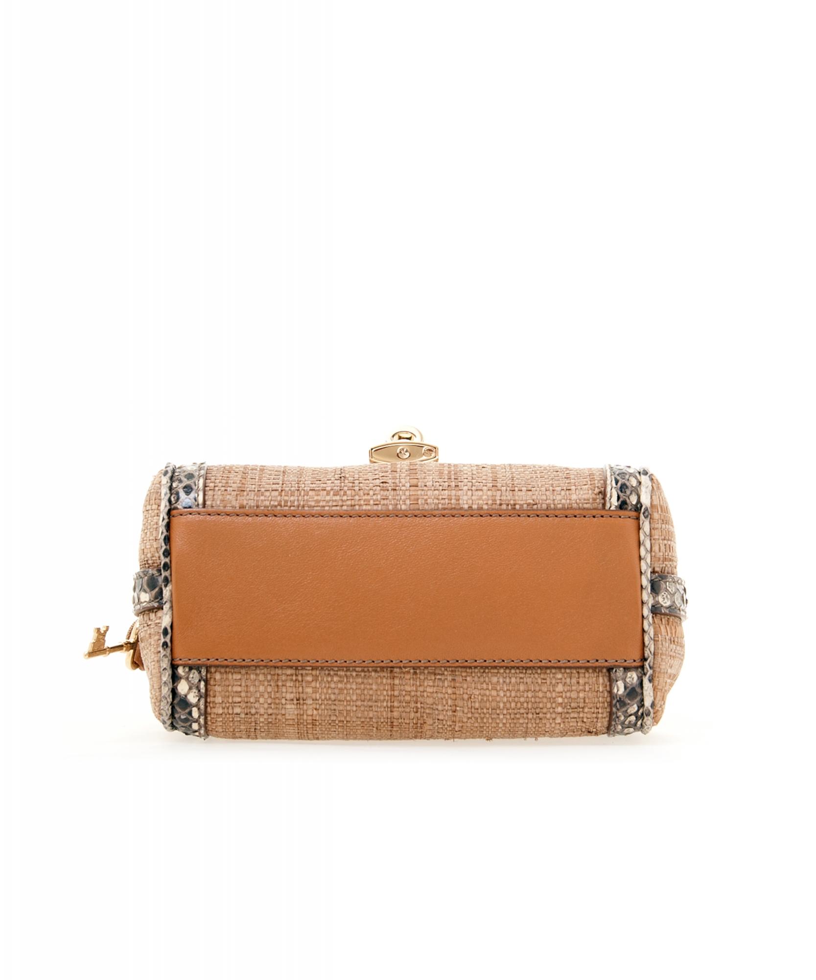 ... Gabbana Raffia Miss Dolce Bag. Tap to expand 42785401ec3f5