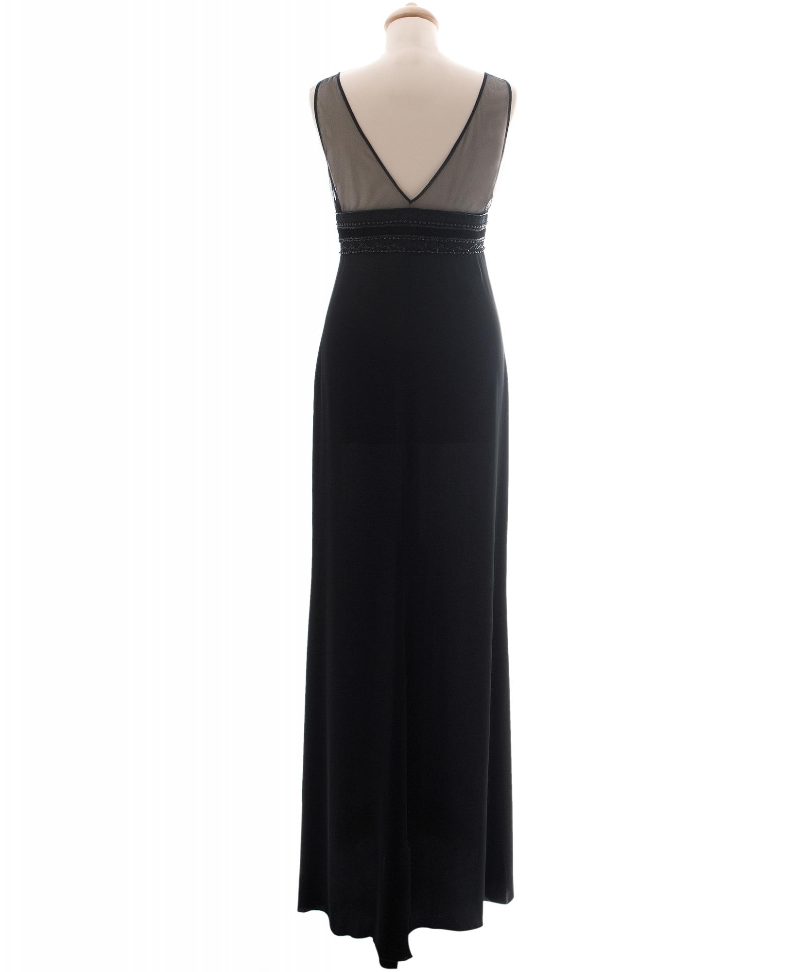 Valentino Black Evening Gown | ArtListings