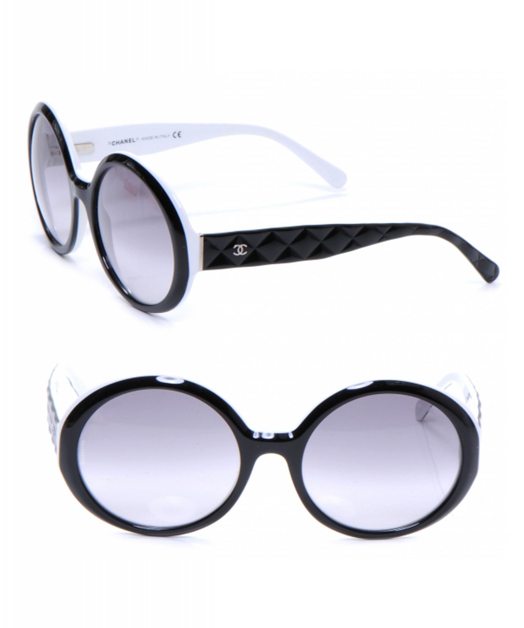 save up to 80% fashion style pretty nice Chanel Sunglasses 5120 Black & White - Chanel | La Doyenne