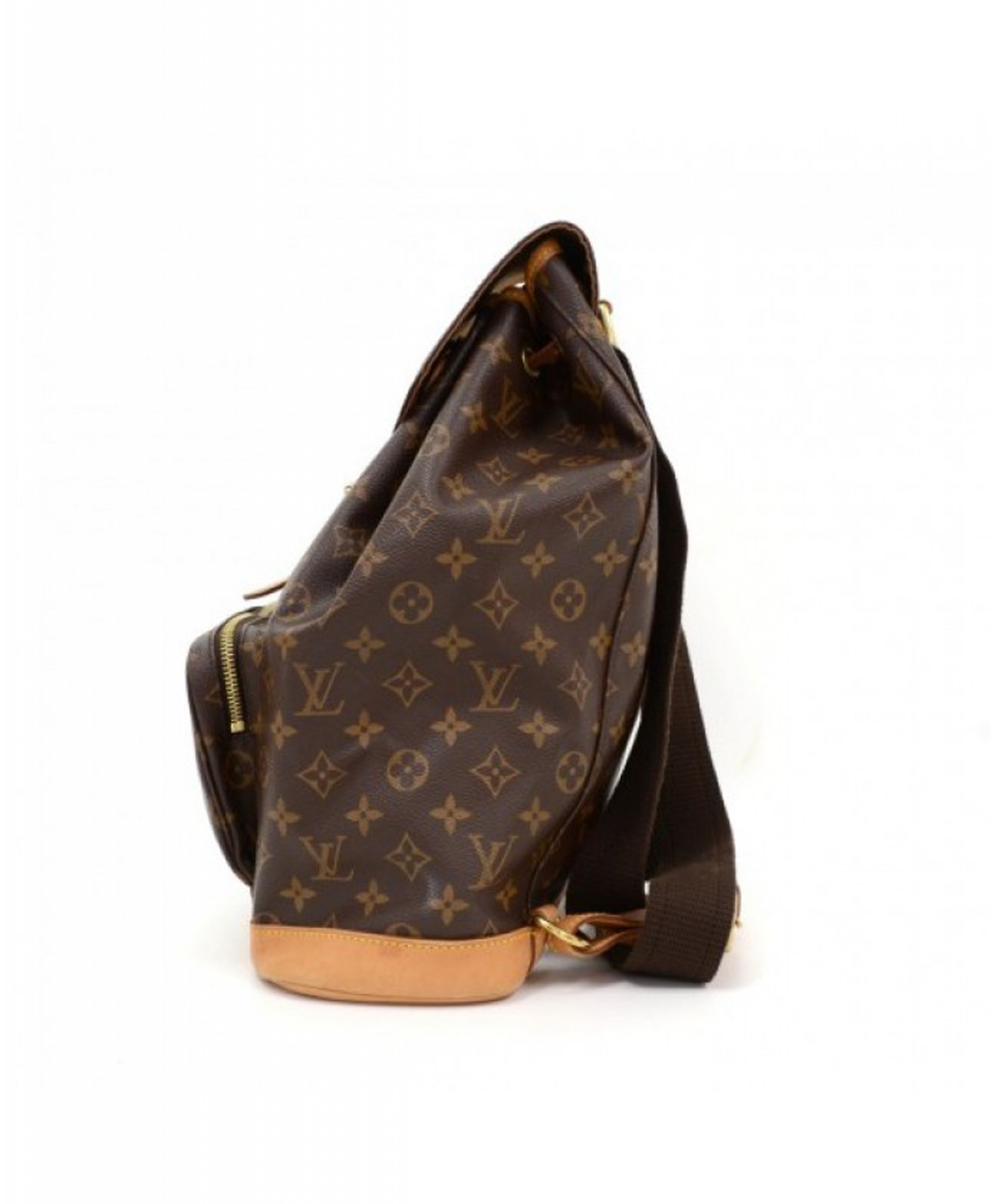 ec1300b66f03 ... Louis Vuitton  Montsouris  GM Monogram Canvas Backpack. Touch to zoom