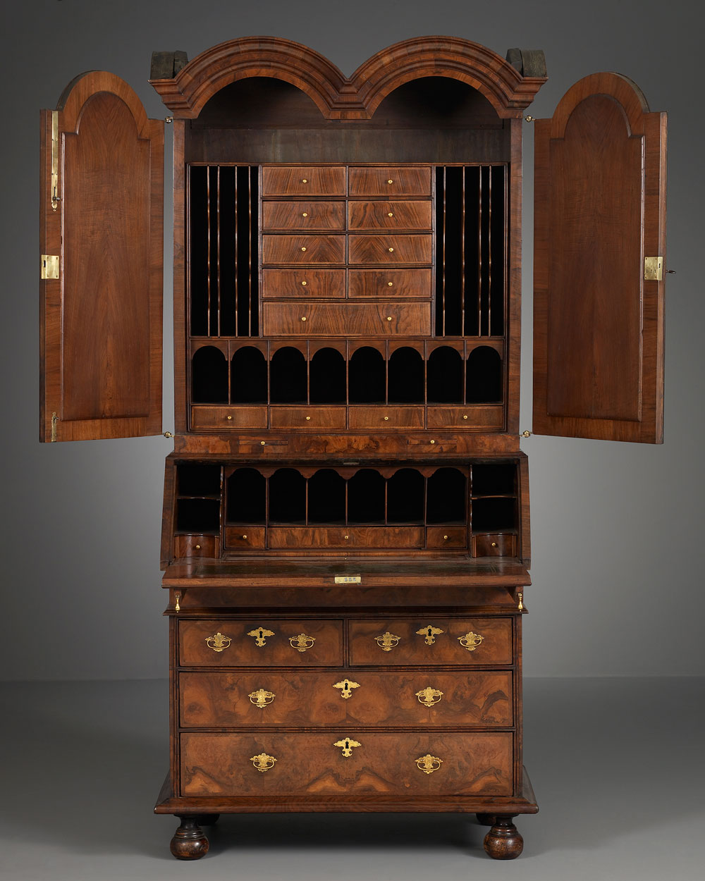 scriban biblioth que anglais kollenburg antiquairs. Black Bedroom Furniture Sets. Home Design Ideas