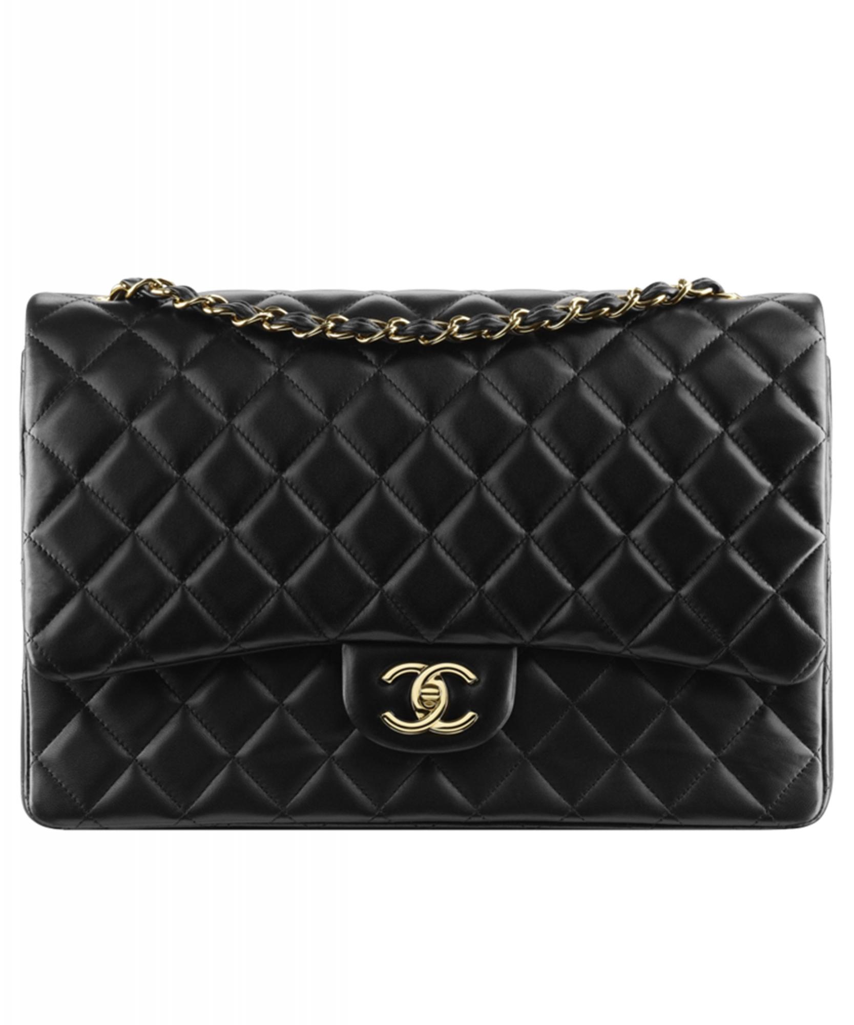 bdbe938e57c11a Chanel Classic Single GHW Flap Bag - Maxi   La Doyenne