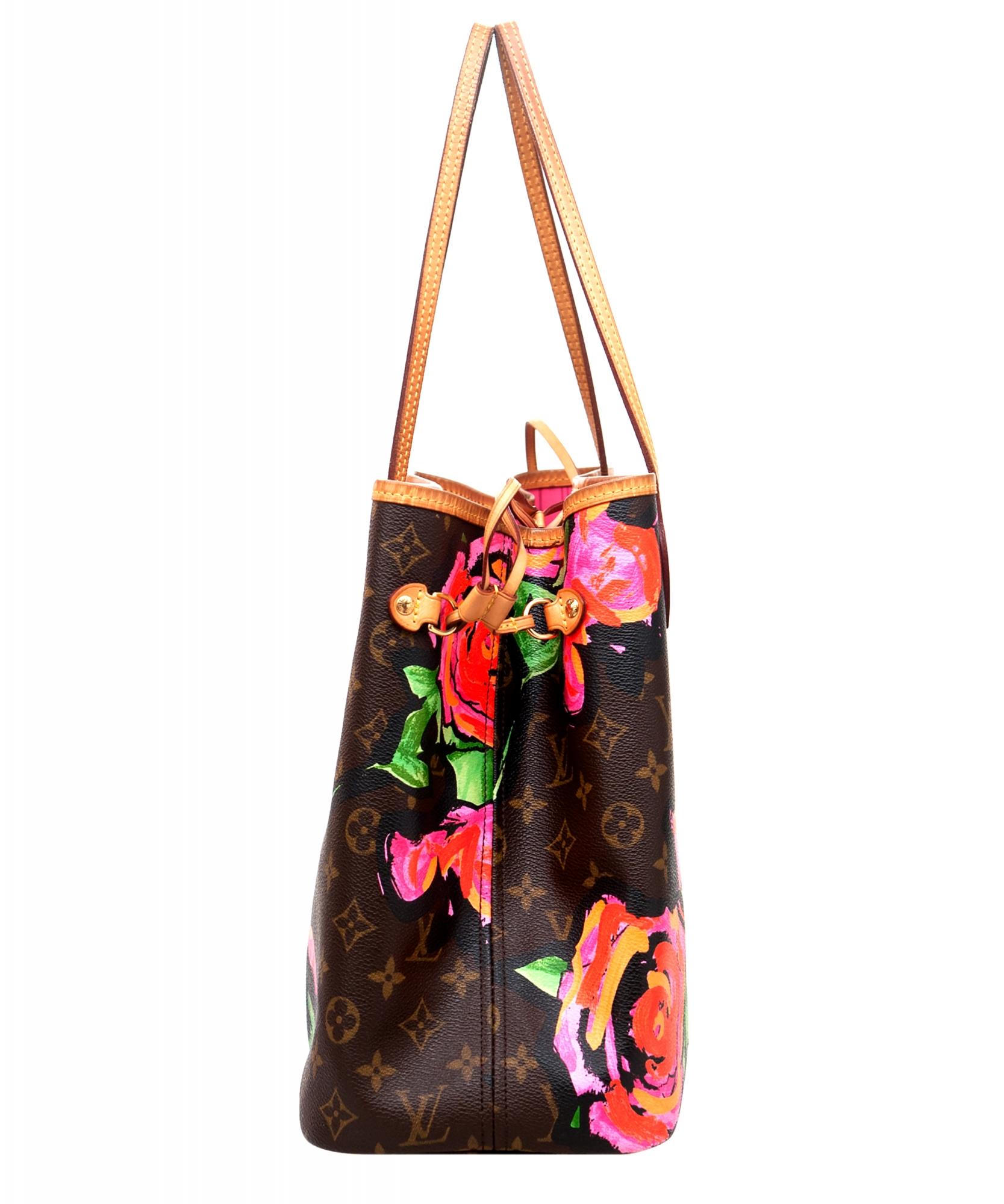 3bad25bbebf9 ... Louis Vuitton Monogram Graffiti Neverfull MM Bag - Limited Edition.  Touch to zoom