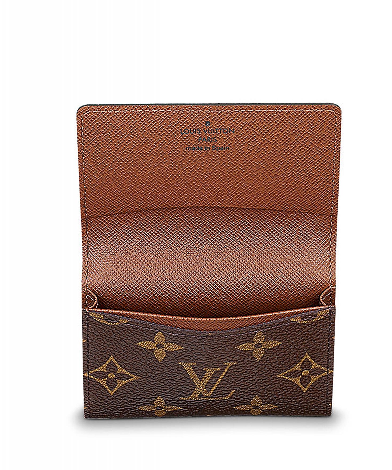 Louis Vuitton Business Card Holder Artlistings