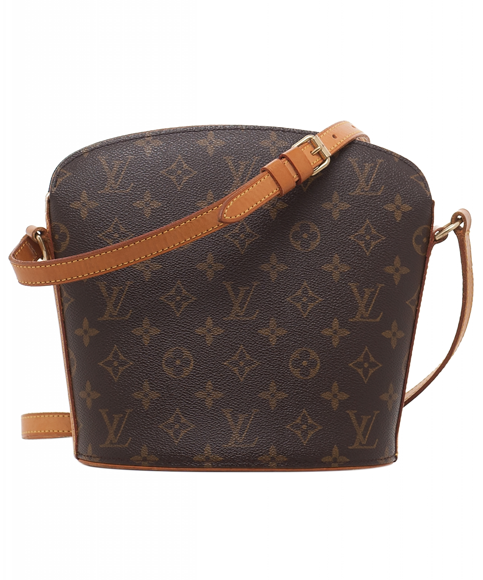 ca5856dbf1ed Louis Vuitton Drouot Monogram Crossbody Bag