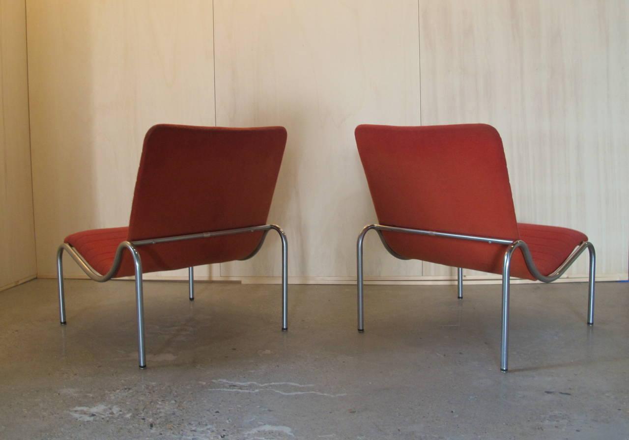 Kho Liang Ie Schiphol.Kho Liang Ie Lounge Chair Model 703 Design 1968 Kho