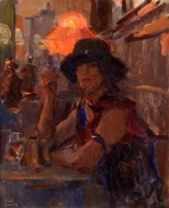 CAFÉ SCENE - Isaac Israëls