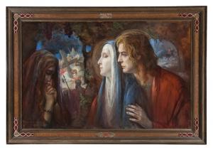 De drie getrouwen - Antoon van Welie - Antoon van Weelie