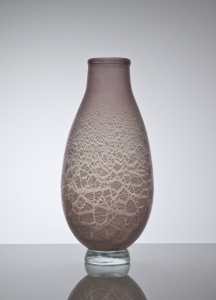 A.D. Copier, Unique vase with tin crackle, 1926 - Andries Dirk (A.D.) Copier