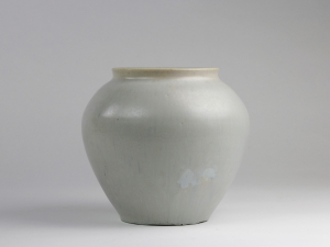 Chris Lanooy, Glazed earthenware vase, 1930s - Chris (C.J.) Lanooy