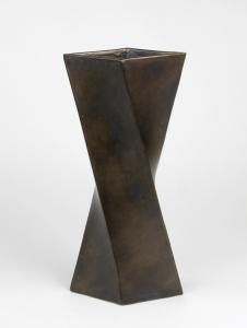 Jan van der Vaart, High vase with bronze glaze, multiple, 1976 - Jan van der Vaart