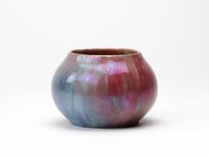De Porceleyne Fles, Vase with Reflet Métallique, ca. 1900 - Aardewerkfabriek De Porceleyne Fles