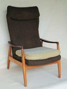 Ib Madsen for Van den Bovenkamp, Lounge Chair, ca. 1960 - Ib Madsen