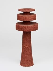 Jan de Rooden, Earthenware sculpture 'Dragonfly', 1961 - Jan de Rooden