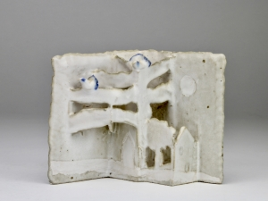 Marja Hooft, Ceramic object, ca. 1980 - Marja Hooft
