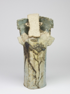Johnny Rolf, 'Gardener', stoneware, 1963 - Johnny Rolf