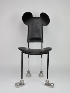 Javier Mariscal, 'Los Garriris' Mickey Mouse chair, 1987 - Javier Mariscal
