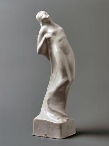 Cris Agterberg, Symbolistisch Amsterdamse School sculptuur, 1924 - Cris Agterberg