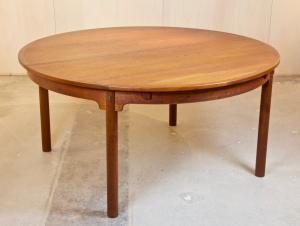 Børge Mogensen for Karl Andersson, Teak dining table, Øresund series, model 140, ca. 1960 - Børge Mogensen