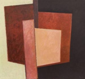 Pieter Borstlap, No title, acrylic on canvas, 2000 - Pieter Borstlap