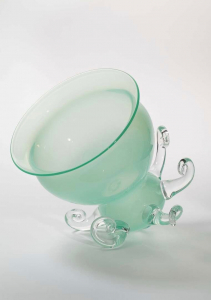 Neil Wilkin, Unique glass object in the shape of an octopus, 1994 - Neil Wilkin