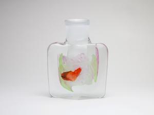 Petr Hora, Gglass bottle 'Object 11', 1993 - Petr Hora
