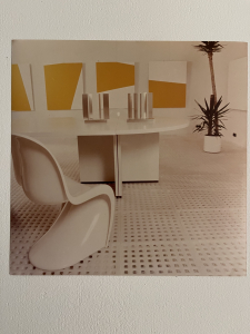 Verner Panton, set of 4 S chairs 1977 by Herman Miller/Fehlbaum - Verner Panton
