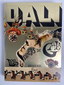 Salador Dali, Les diners de Gala, uitgeverij Draeger, Parijs - Salvador Dali