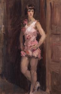 Dancing Girl - Isaac Israëls