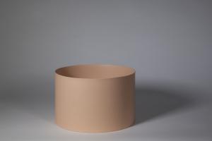Geert Lap, Geglazuurde steengoed kom, unicum, 1986 - Geert Lap