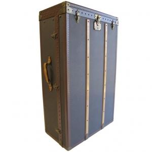 Louis Vuitton, Unique custom-made wardrobe trunk, 1980s - Louis Vuitton