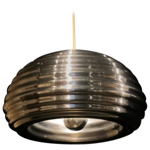 Achille and Pier Giacomo Castiglioni for Flos, Splugen Brau pendant lamp, design 1960s - Achille & Pier Giacomo Castiglioni