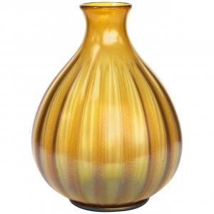W.J. Rozendaal, Kristalunie Maastricht, Art Deco 'Manuvaria' vase, 1932 - Willem Jacob (W.J.) Rozendaal