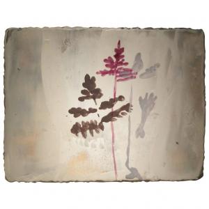 Anke Roder, 'Mossen', Paneel met bijenwas-pigment, 2001 - Anke Roder
