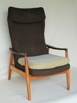 Ib Madsen for Van den Bovenkamp, Lounge Chair, ca. 1960 - Ib Madsen