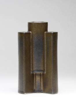 Jan van der Vaart, Brons geglazuurde kandelaar, multipel, 1988 - Jan van der Vaart