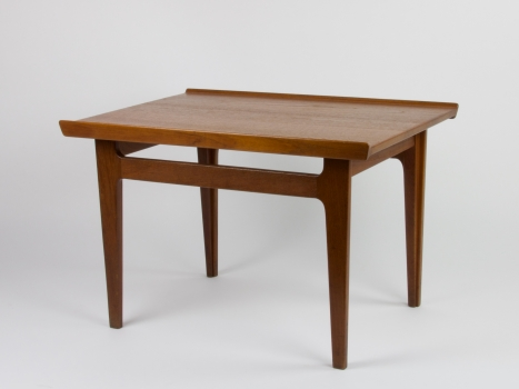 Finn Juhl voor France & Son, Teakhouten bijzettafel, model 535, 1960 - Finn Juhl